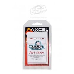 Lentille Axcel Doc's Choice...