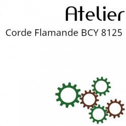 Corde Flamandes BCY 8125...