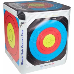 Cible A.Target Cube Olympic